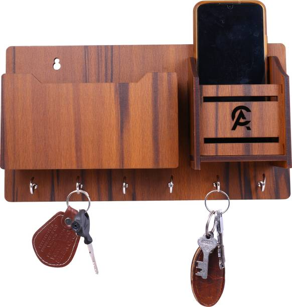 Arsh Craft Special Addition 30 cm x 16.5 cm Wood Key Holder