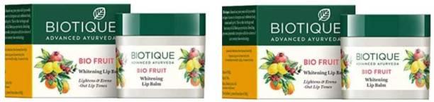 BIOTIQUE lip balm22 fruit