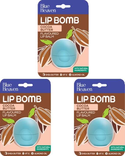 BLUE HEAVEN Lip Bomb Cocoa Butter Chocolate