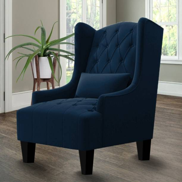Febonic CAYO Solid Wood Living Room Chair