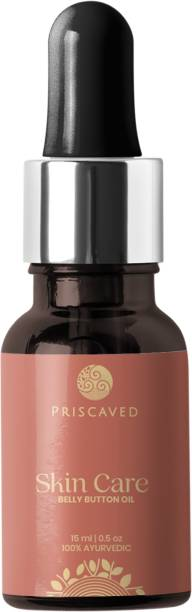 Priscaved Skin Care Belly Button Oil