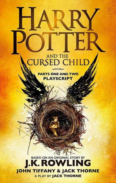 Harry Potter And The Cursed Child - Parts One And Two: The Official Playscript Of The Original West End Production (Harry Potter Officl Playscript) Paperback – 2017
