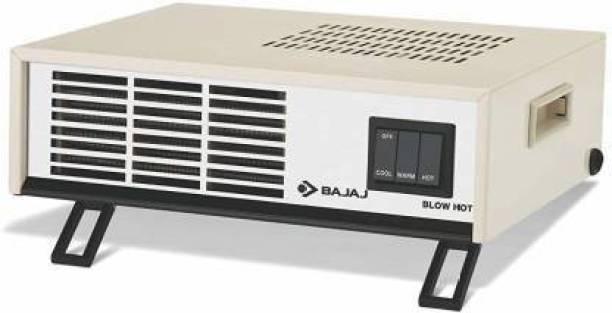 BAJAJ Blow Hot 2000w Fan Heater Fan Room Heater