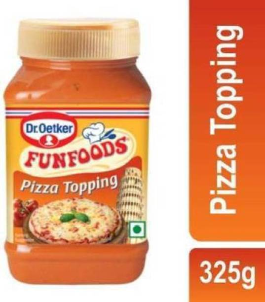 FUN FOODS PIZZA TOPPING 325 GM 325 g