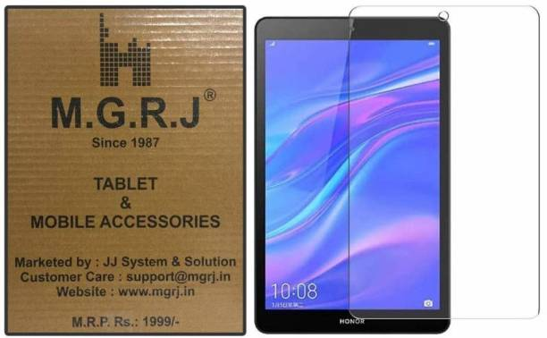 M.G.R.J Tempered Glass Guard for Honor Pad 5 8 inch