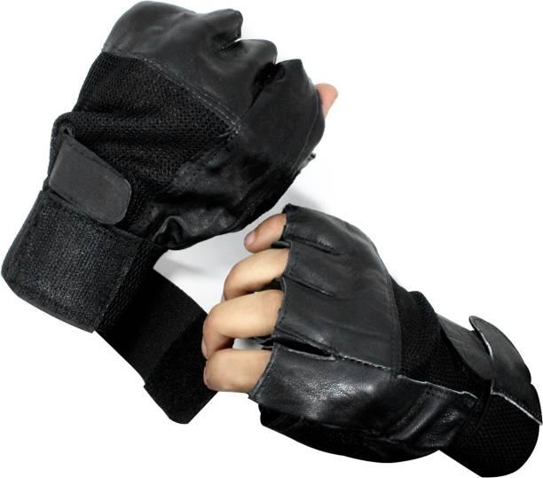 ONAPRINT HALF FINGER FANCY GLOVES Cycling Gloves