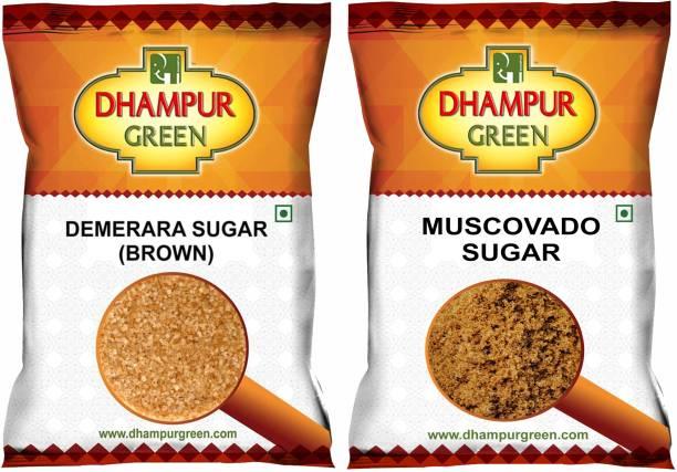 Dhampure Speciality Demerara Sugar & Muscovado Sugar Sugar