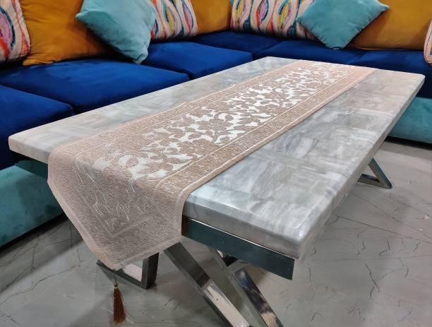 Groki Beige 183 cm Table Runner