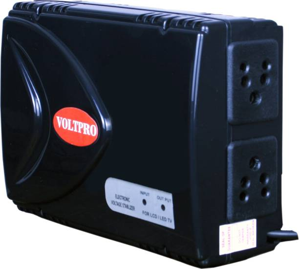 VOLT-Pro K10 VOLTAGE STABILIZER FOR LED/LCD TV