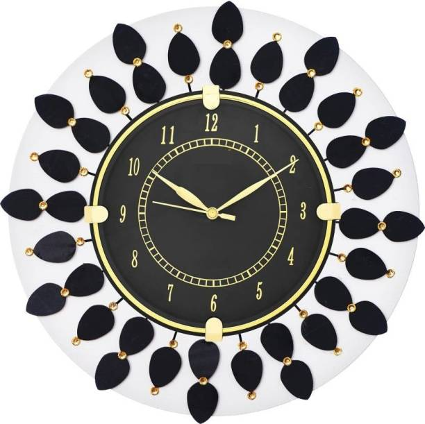 Brothers creation Analog 30 cm X 30 cm Wall Clock