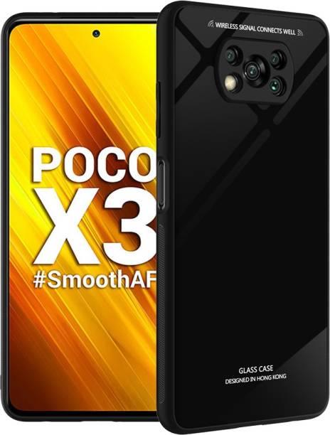 BOZTI Back Cover for Poco X3