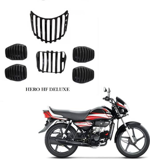 Naturalcreations HF Deluxe Grill Set of -6 (FOR Hro HF Deluxe) 01 Bike Headlight Grill