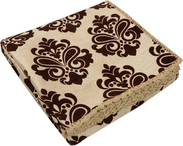 Saral Home Floral Double Throw