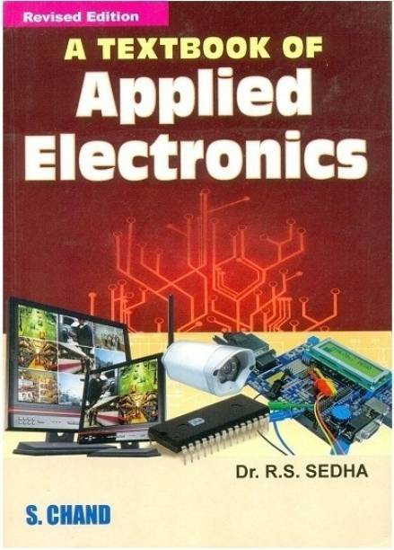 Textbook of Applied Electronics