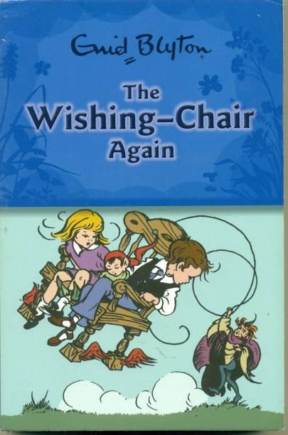 Dean Blyton the Wishing-Chair Again