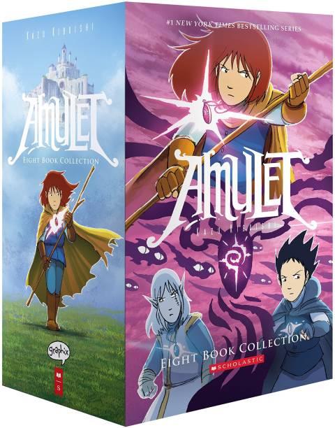 Amulet Box set 1-8 Graphix