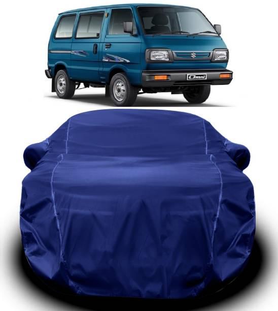 S Shine Max Car Cover For Maruti Suzuki Omni (With Mirror Pockets)