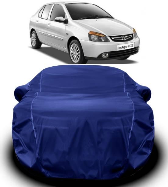 V VINTON Car Cover For Tata Indigo eCS (With Mirror Pockets)