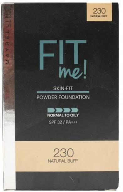 MAYBELLINE NEW YORK POWDER FOUNDTION Compact