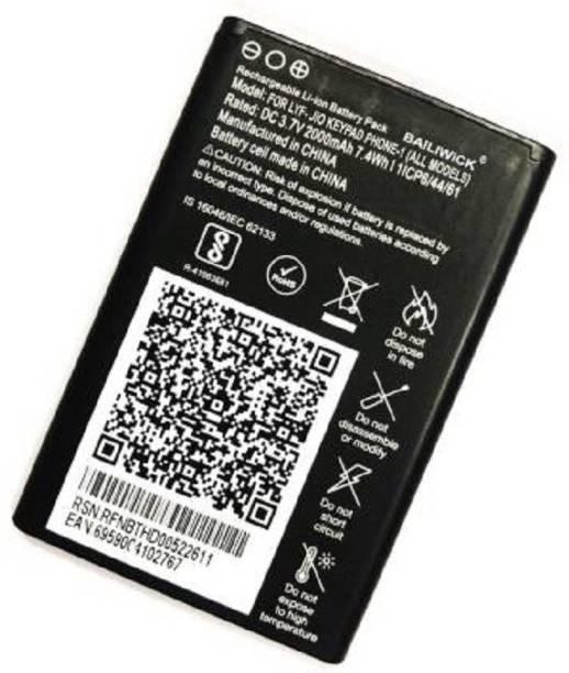 super battery Mobile Battery For  LYF LYF JIO PHONE 1