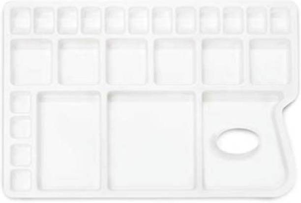 anjanaware plastic 26 Paint Wells Palettes  with Lid