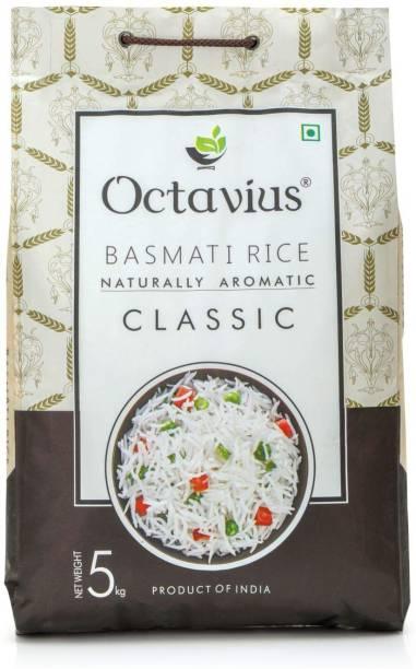 Octavius Classic Basmati Rice (Long Grain, Steam)