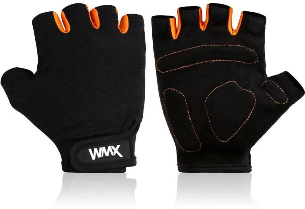 WMX Sports Gym Gloves for Weight Lifting and Exercise Gym & Fitness Gloves