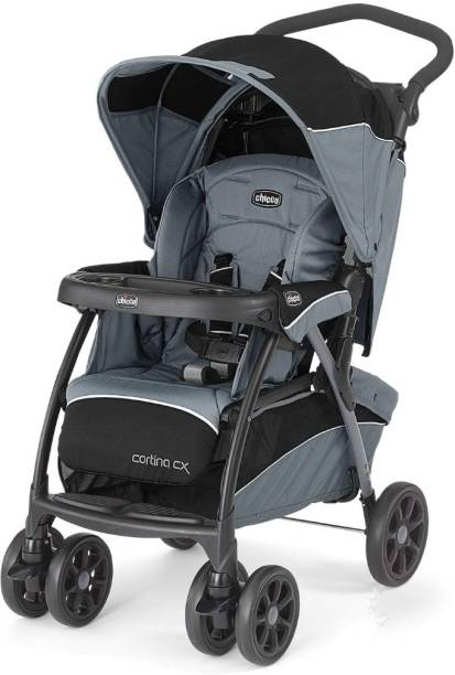 chicco Cortina Cx Iron (0m+) Stroller
