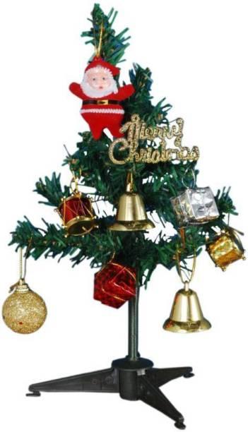 Mancloem Fir 30 cm (0.98 ft) Artificial Christmas Tree