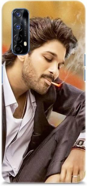 Roochyam Back Cover for Realme 7, Realme Narzo 20 Pro (Allu Arjun)