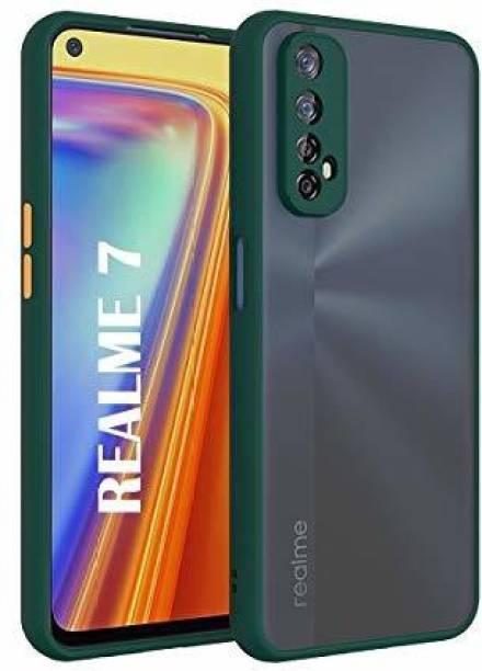 KrKis Back Cover for Realme 7, Realme Nazro 20 Pro