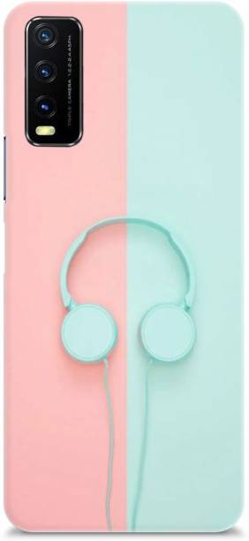 Roochyam Back Cover for Vivo Y20, Vivo Y20i, Vivo Y20s (Headphone)