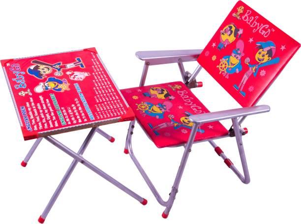 BabyGo Metal Desk Chair