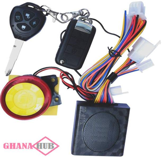 GHANA HUB One-way Bike Alarm Kit
