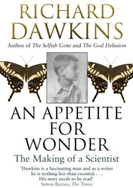 An Appetite For Wonder: The Making of a Scientist - The Making of a Scientist