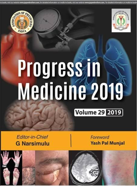 Medicine Update 2019 & Progress in Medicine 2019