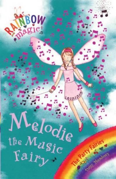 Rainbow Magic: Melodie The Music Fairy