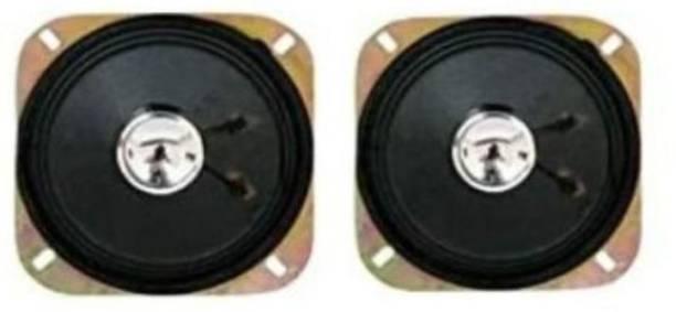 "ERH India 4"" Mini Woofers MID Range/High SPL/Flat Curve Center Channel Speakers/8 4"" Mini Woofers MID Range/High SPL/Flat Curve Center Channel Speakers/8 Component Car Speaker"