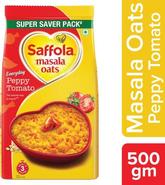 Saffola Peppy Tomato Masala Oats