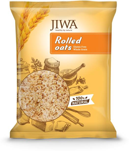 JIWA healthy by nature Rolled Oats