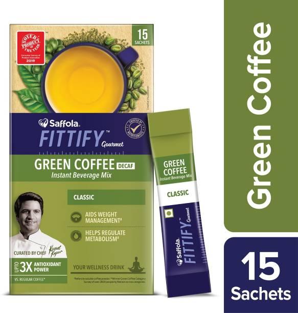 Saffola Fittify Gourmet Classic Instant Coffee