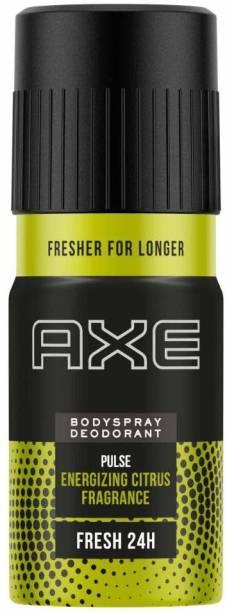 AXE Pulse Long Lasting Deodorant Body Spray For Men 150ml (Pack Of 3) Body Spray  -  For Men