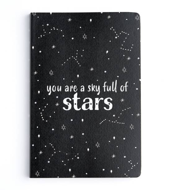Factor Notes All-Purpose Notebook: 100 GSM Natural Shade Paper A5 Notebook Dot Grid 144 Pages