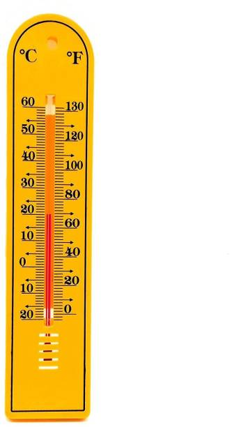 Thermocare thermometer for room temperature mercury Wall mounting analog WOODEN BODY Room temperature for Wall Mounting Wood thermometer for room temperature Thermometer