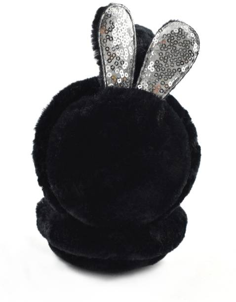 DiVom Latest Style Cute Winter & Outdoor Adjustable Ear Muffs Ear Warmer Bunny Style for Girls and Women Ear Muff