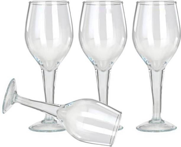 AFAST (Pack of 4) Royal New Style Red Wine Glass Set Of Four-AA7 Glass Set