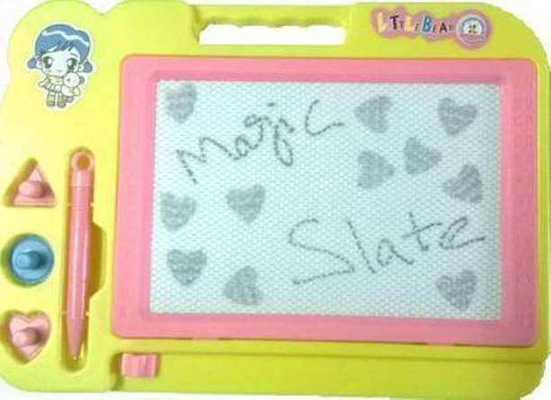 MOUSETRAPS Educational Drawing and Writing Magic Magnetic Slate for Kids Drawing Board For Kids