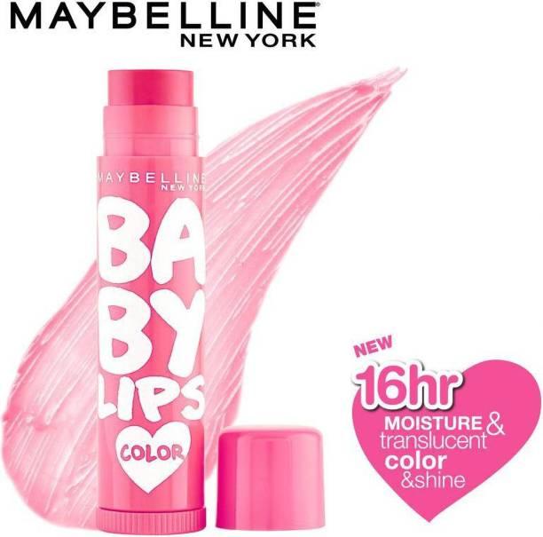 MAYBELLINE NEW YORK BABY LIPS COLOUR - (PINK LOLITA) Pink Lolita
