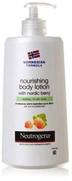 NEUTROGENA Neu NORWEGIAN FORMULA nourishing Body Lotion