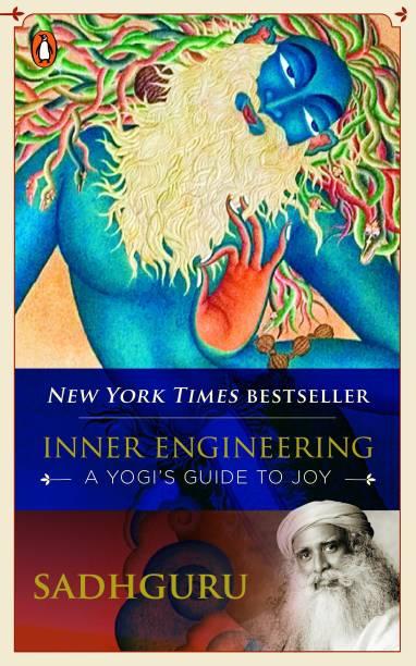 Inner Engineering A Yogi's Guide To Joy